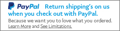 How PayPal Free Return Shipping Works