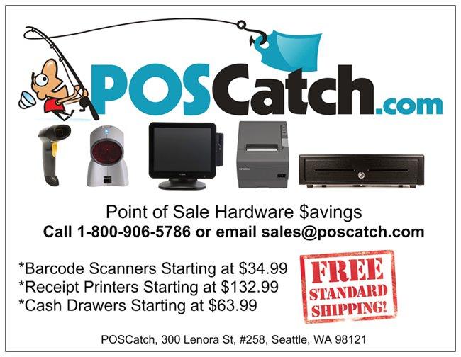 POS Hardware Mailer, POSCatch