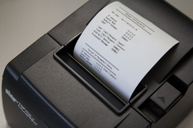 Receipt Printer Maintenance Poscatch Com
