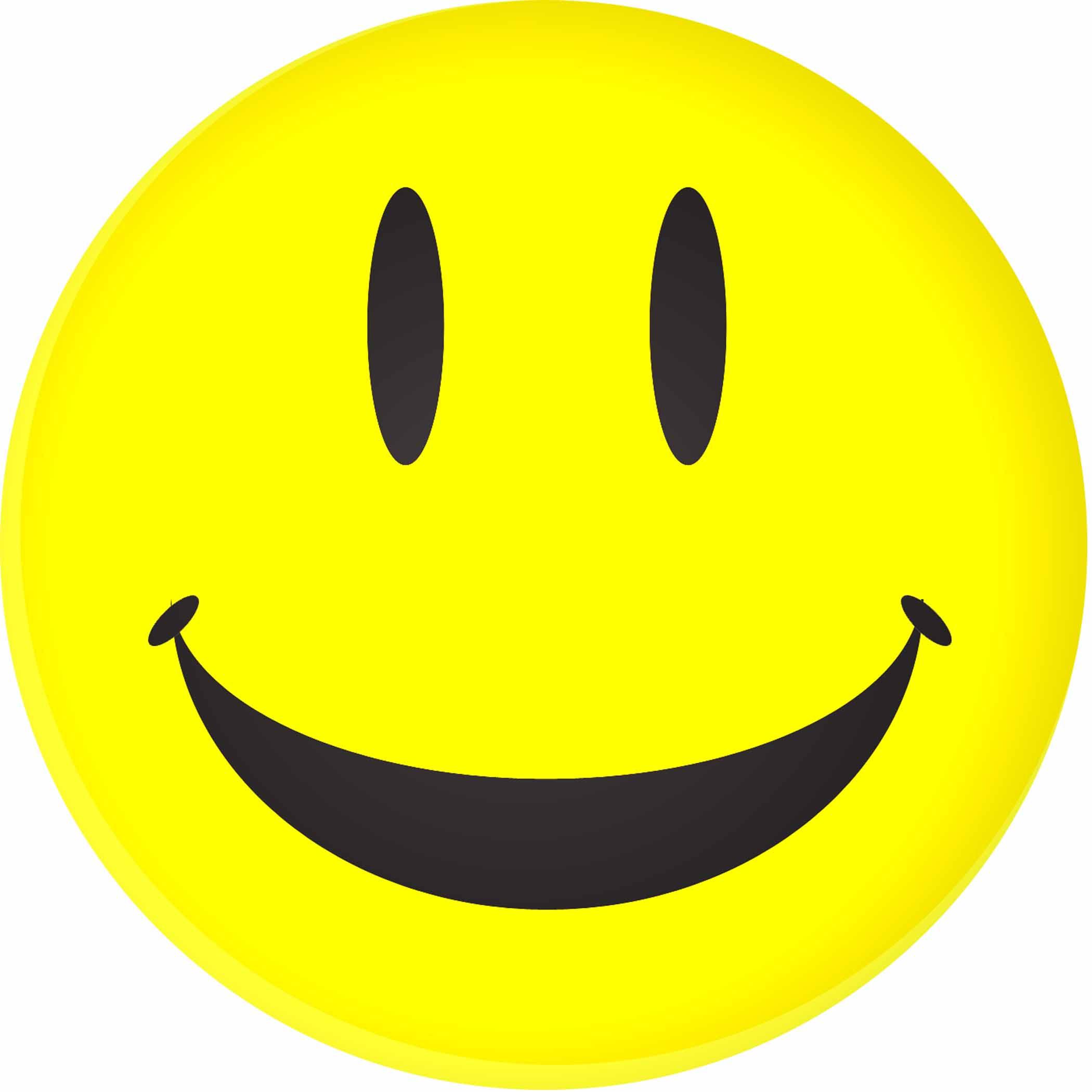 customer smiley face