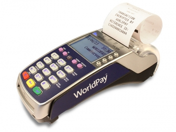 worldpay free credit card terminal
