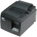 Star Micronics 39461110 TSP100 (TSP143U) Dark Gray Thermal POS Receipt Printer, USB, Autocutter, Internal Power Supply