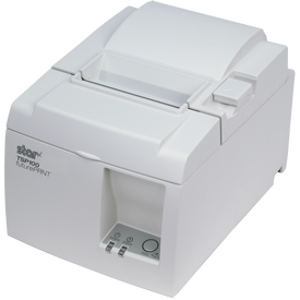 Star Micronics 39461210 TSP100 (TSP143U) Off White, Thermal POS Receipt Printer, USB, Autocutter, Internal Power Supply