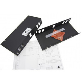 APG 4000 Series Cash Drawer Under-Counter Mounting Brackets, PK-27-D-BX