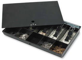 Bematech CR1000 Cash Drawer Optional Cash Tray Locking Cover, CR1-TC.   Price does not include the cash tray as shown in photo, must purchase the cash tray seperately.