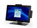 elo touch screen monitor, touch screen pos terminal. THIS PHOTO SHOWS THE OPTIONAL CARD READER (MSR) AND WEBCAM.