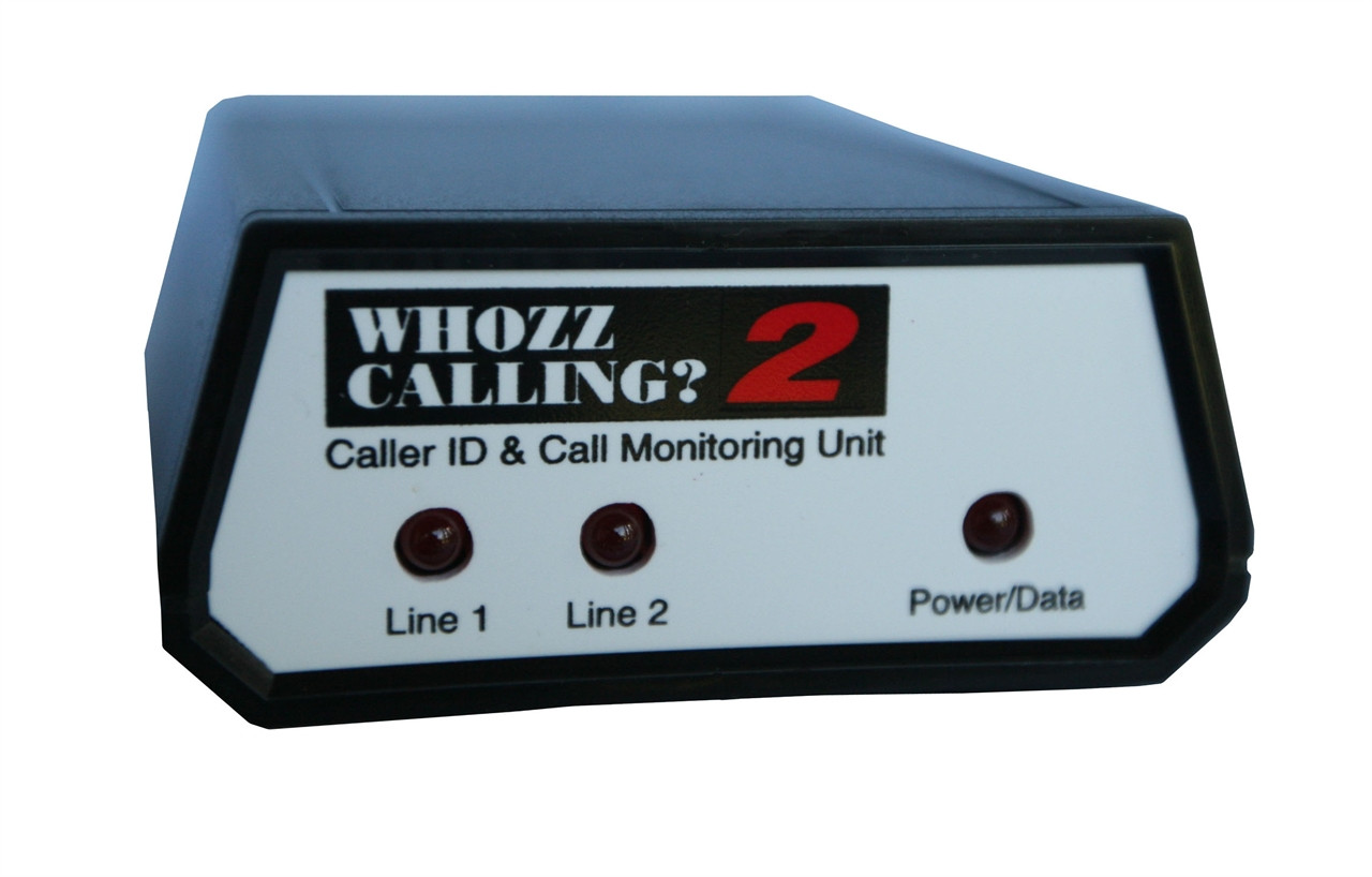 whozz calling