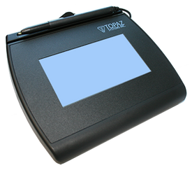 Topaz SignatureGem 4x3 Signature Capture Pad, USB