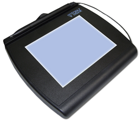 Topaz SignatureGem 4x5 Signature Capture Pad