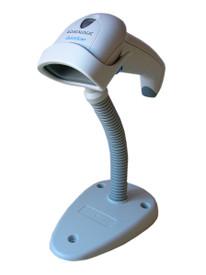 Datalogic Quickscan Barcode Scanner, White