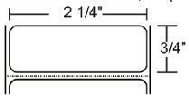 ZEBRA,10009524-EA BARCODE LABEL