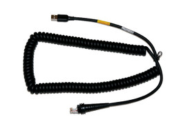 Honeywell 1200g, 1900g, 1300g Scanners USB Coiled Cable