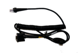 Honeywell 1900/1200g/1300g Scanner RS232C Coiled Cable