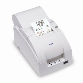 Epson C31C514603 TM-U220B SERIAL POS Receipt Printer