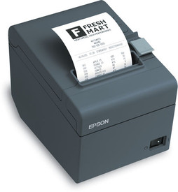Epson TM-T20II, C31CD52A9961, WiFi Receipt Printer