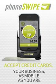 Phone Swipe Mobile Credit Card Processing