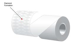 Maxstick Diamond Pattern Sticky Paper