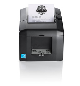 Star TSP654SK Sticky Paper Printer, Ethernet