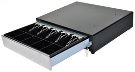 MS Cash Drawer EP-125NKL On Counter Cash Drawer