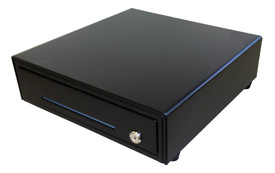 MS Cash Drawer EP-1313 Series Cash Drawer, Black Color