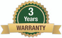 Upgrade to 3 years warranty for SAM4s cash register