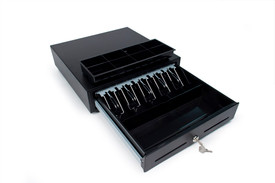Star CD3-1313 Cash Drawer, CD3-1313BK45-S2