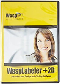 WaspLabeler Barcode Creation Software