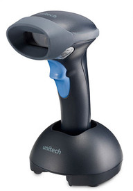Unitech MS840P, MS840-SUPBGC-SG, Wireless Barcode Scanner