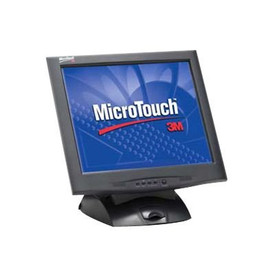 "3M MicroTouch M1500SS 15"" LCD POS Touch Monitor"