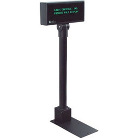 Logic Controls PD3900U-BK POS Pole Customer Display
