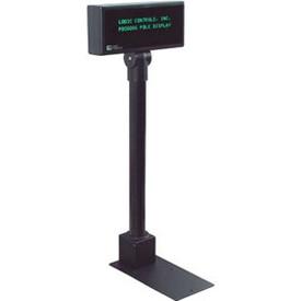 Logic Controls LD9900U-GY Customer POS Pole Display