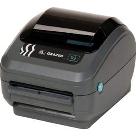 Zebra GX430t 4 Inch Barcode Label Printer