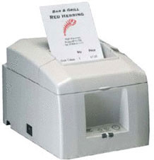 Star TSP650II BTi Bluetooth POS Thermal Receipt Printer