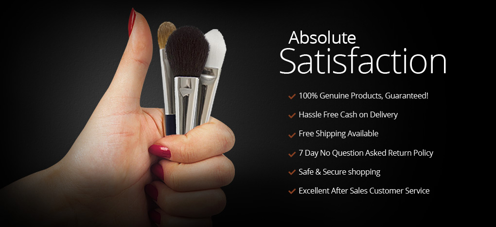 Online Shopping In Pakistan For Cosmetic Makeup Beauty