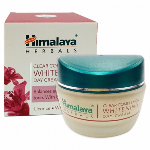 Himalaya Herbals Clear Complexion Whitening Day Cream lowest price in pakistan on saloni.pk