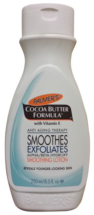 Palmer's Cocoa Butter Formula Anti-Aging Smoothing Lotion (Fornt)