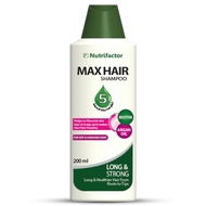 Nutrifactor Max Hair Herbal Shampoo with Keratin