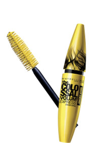 Maybelline Volume Express Colossal Smoky Eyes Mascara Black