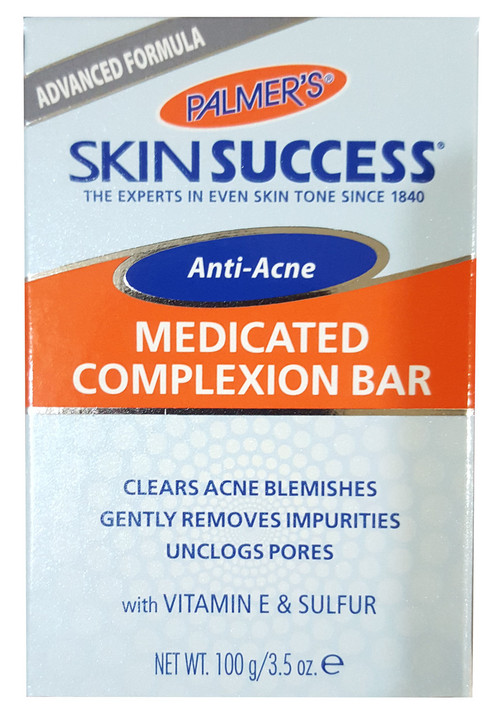 Palmers Skin Success Anti-Bacterial Medicated Complexion Bar Soap