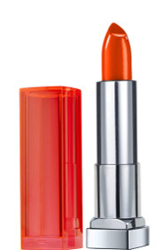 Maybelline Color Sensational Vivids Lipstick - 912 Electric Orange