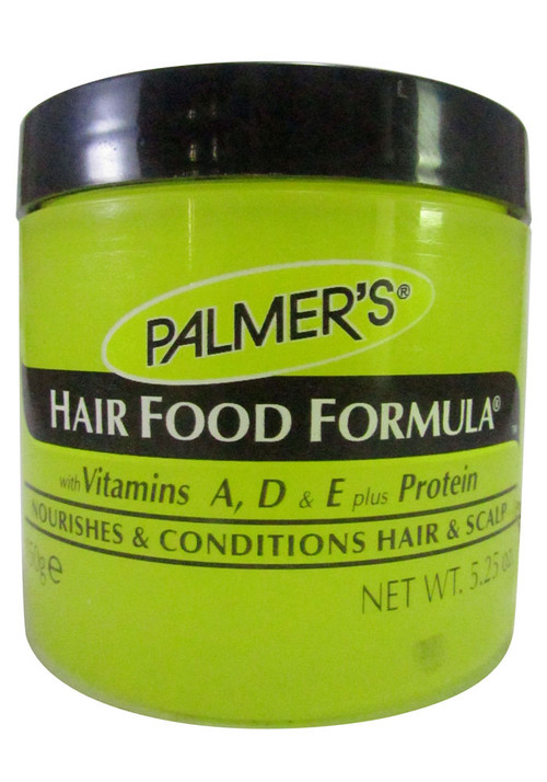Palmer's Hair Food Formula Nourishes & Conditions Hair & Scalp 150 Grams (Front)