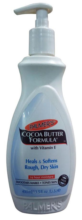 Palmer's Cocoa Butter Formula With Vitamin E Heals & Soften Dry Skin Lotion 400ml Buy online in Pakistan on Saloni.pk