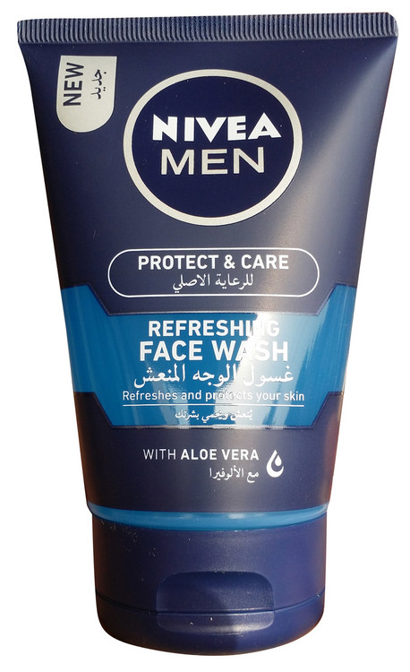Nivea Protect & Care Refreshing Face Wash 100 ML buy online product in pakistan