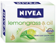 Nivea Lemongrass & Oil Creme Soap