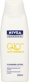 Nivea Visage Q10 Plus Anti Wrinkle Cleansing Milk 200 ML