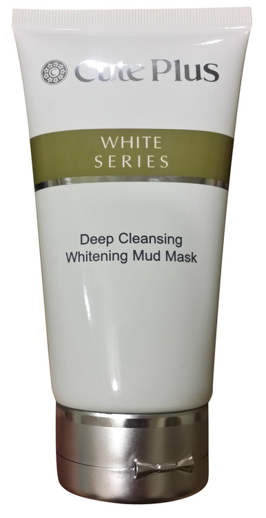 Cute Plus White Series Deep Cleansing Mud Mask
