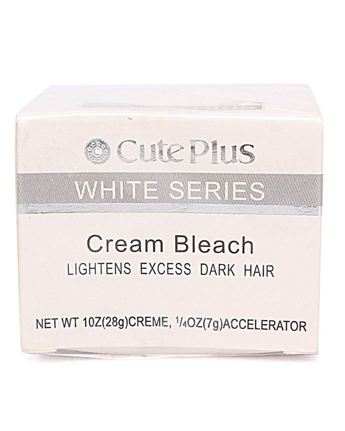Cute Plus White Series Cream Bleach