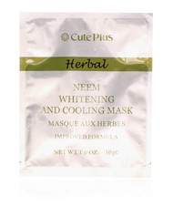 Cute Plus Herbal Neem Whitening & Cooling Mask