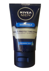 Nivea For Men Essentials Multi-Protecting Facial Foam (Front)