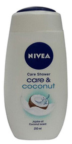 Nivea Shower Coconut Cream 250 ML